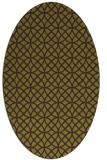 rug #456526   oval circles rug