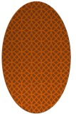 rug #456561   oval circles rug
