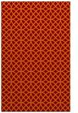 rug #456838 |  circles rug