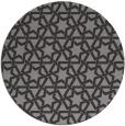 rug #462327 | round geometry rug