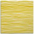 rug #463285   square yellow rug