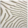 rug #471925   square mid-brown rug