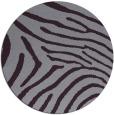 rug #473077   round purple rug