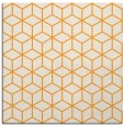 rug #482693 | square light-orange rug