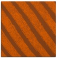 rug #484369 | square red-orange rug