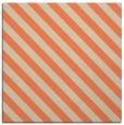 rug #487821 | square orange rug