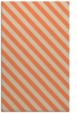 rug #488525 |  orange rug