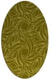 rug #491560   oval natural rug