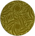 rug #492264 | round abstract rug