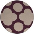 rug #497638   round graphic rug