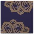rug #501813 | square blue-violet rug