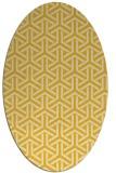 rug #505865 | oval flags rug