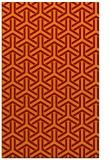 rug #506120    retro rug