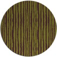 rug #508269 | round green rug