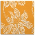 rug #509093 | square light-orange rug