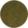 rug #511867   round animal rug