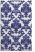 rug #515009 |  blue rug