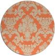 rug #515277   round traditional rug
