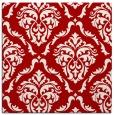 rug #517785 | square red rug