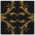 rug #519421   square mid-brown rug