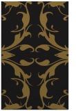 rug #520125 |  black rug