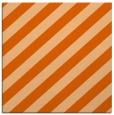 rug #521325 | square red-orange rug