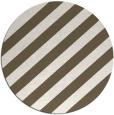 rug #522415 | round stripes rug