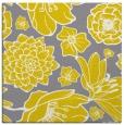 rug #528405 | square yellow rug