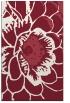 rug #541341 |  pink rug