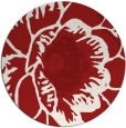 rug #541729   round red rug