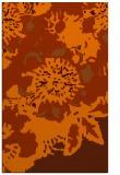 rug #550185 |  red-orange rug