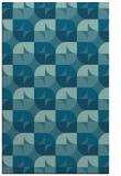 rug #551743    retro rug