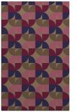 rug #551798 |  circles rug