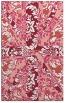 rug #562469 |  pink rug