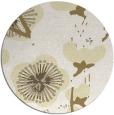 rug #566414 | round gradient rug