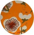 rug #566438 | round gradient rug