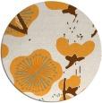 rug #566467 | round gradient rug