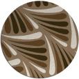 rug #573313   round beige rug