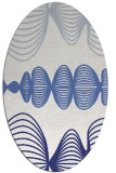 rug #581537   oval circles rug