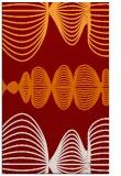 rug #581803    retro rug