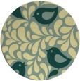 rug #585687   round animal rug