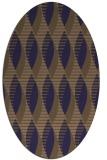 rug #586646   oval circles rug