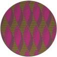 rug #587569   round pink rug