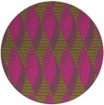 rug #587569 | round light-green rug