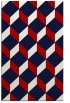 rug #597689 |  red rug