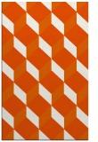 rug #597717 |  red-orange rug