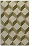 rug #597782    retro rug