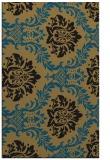 rug #599232    damask rug