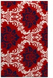 rug #599449 |  damask rug