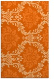 rug #599469 |  red-orange rug